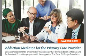 PGDF Announces New Date for Primary Care Provider Conference