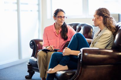 Trust between counselor and client affects success in treatment